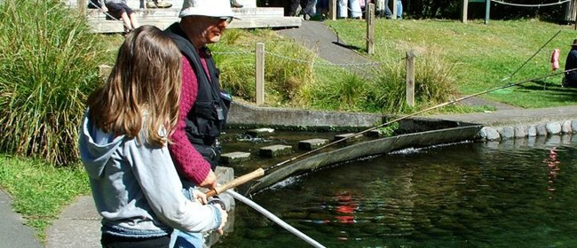 Land the Big One - Kids Fishing - Mahi Aroha
