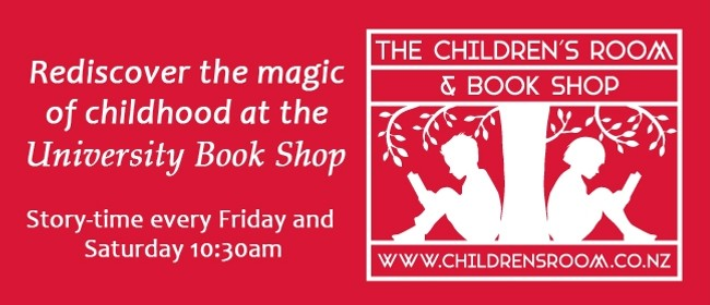 Story-time at the Children's Room & Bookshop