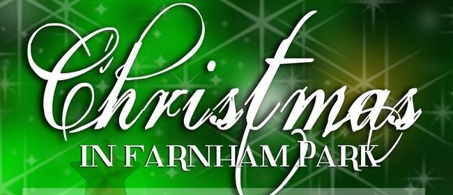 Christmas in Farnham Park