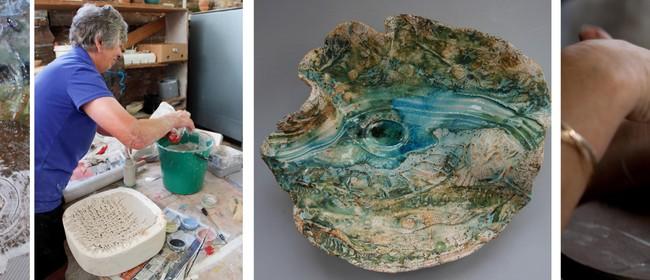 Ceramics, Form Pattern Colour – Jane McCulla