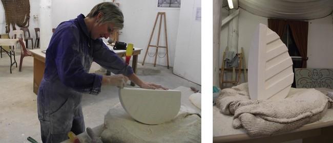 Oamaru Stone Carving - Anna Korver
