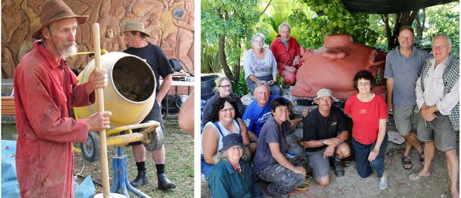 Pizza Oven & Intro to Earthbuilding – Henery Mackeson