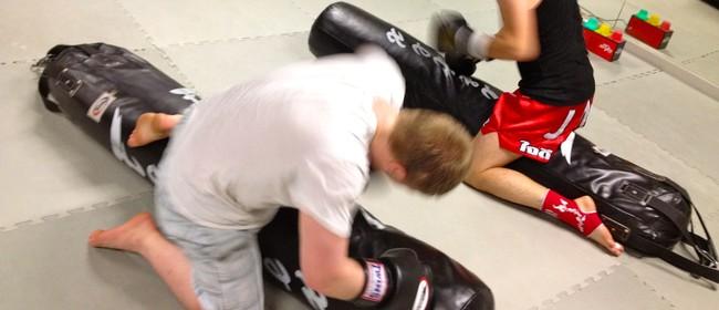 Mixed Martial Arts Class