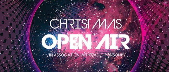 Open Air Christmas Party
