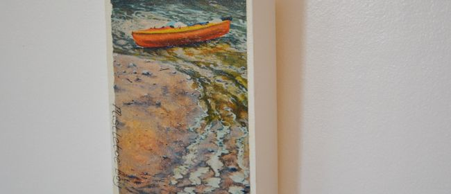 Canvas Print Tutorial Workshop