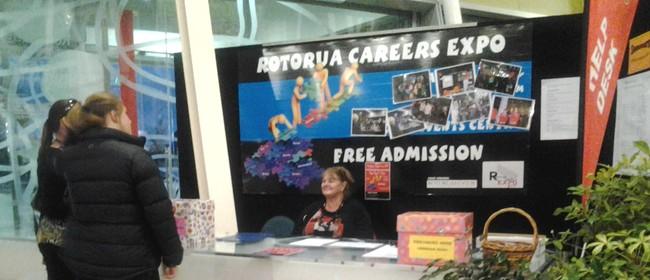 Rotorua Careers Expo 2014