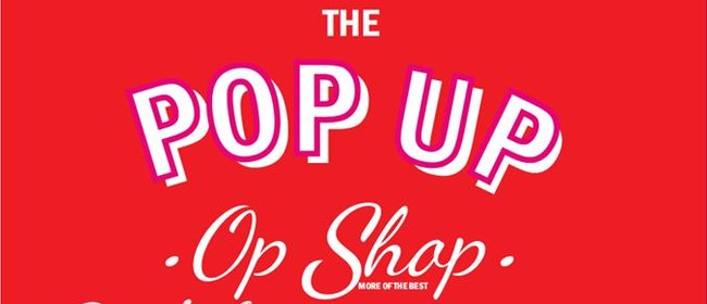 Pop Up Op Shop