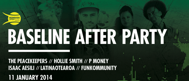 Heineken Baseline After Party