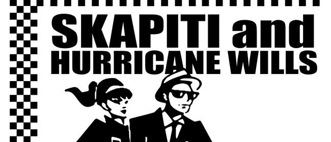 Skapiti Coasters with Hurricane Wills
