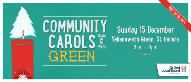 Community Carols on the Green