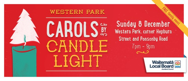 Carols by Candlelight at Western Park