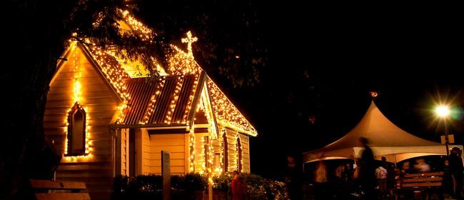 MOTAT Nights, Christmas Lights