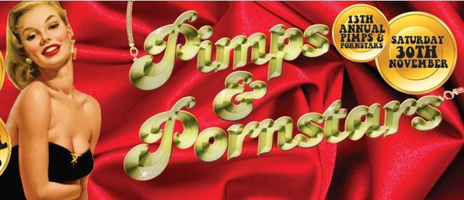 13th Annual Pimps & Pornstars Party
