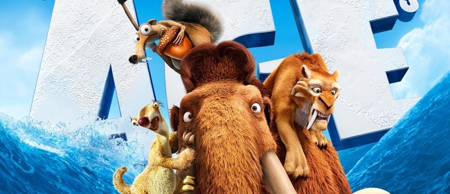 Movies in Parks: Ice Age: Continental Drift (2012)