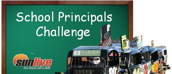 Baypark Speedway - School Principals Challenge/Stock Car Tea