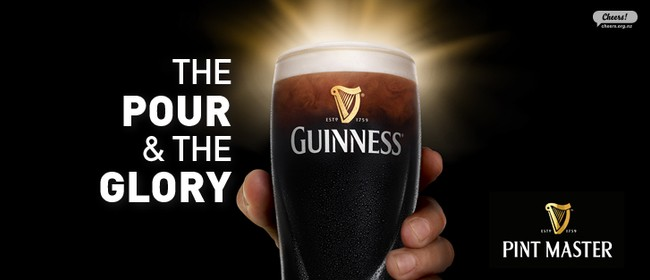 Guinness Pint Master National Final