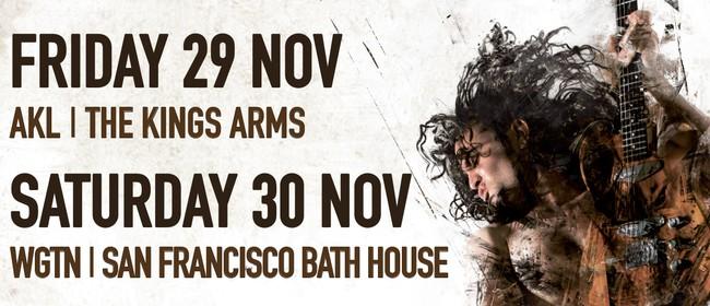 Arli Liberman Album Release Tour