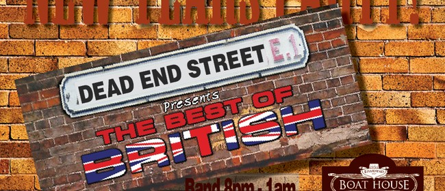 New Year's Party - The Best Of British