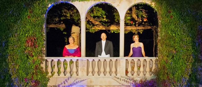 Opera at Twilight - Hamilton Gardens Arts Festival