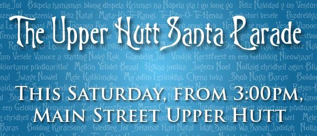 Upper Hutt Santa Parade