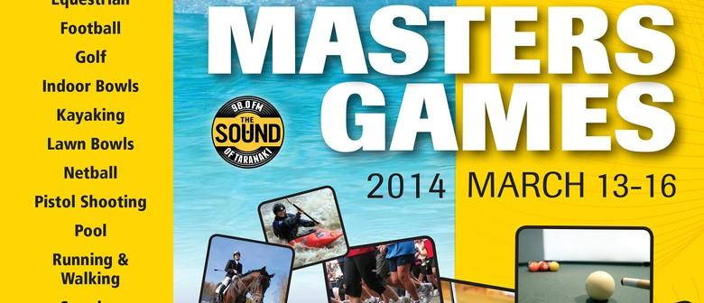 TET Taranaki Masters Games