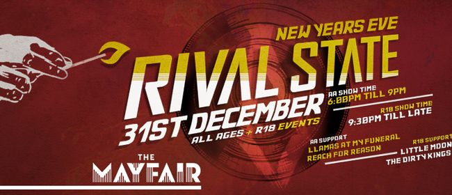 Rival State - R18 New Years Eve