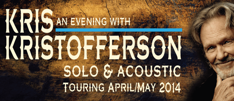 An Evening with Kris Kristofferson