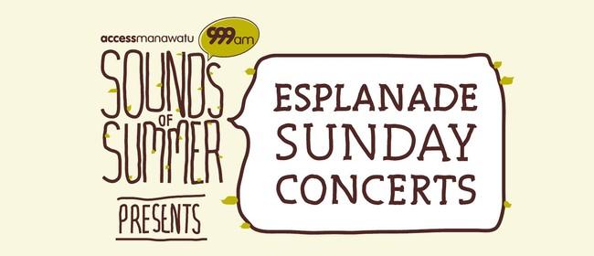 Esplanade Sunday Concert: Culture, Raves and Turakina