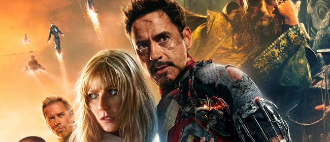 Movies in Parks Kelston: Iron Man 3 (2013)