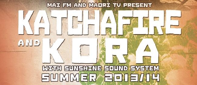 Katchafire & Kora Summer Tour with Sunshine Sound System