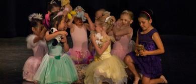 Baby Beginners Ballet Class