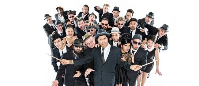 Melbourne Ska Orchestra - Hamilton Gardens Arts Festival