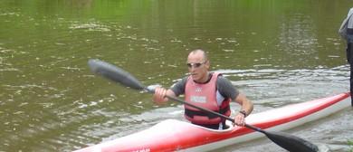 Canoe & Kayak Rodney Coast Dash Wenderholm Kayak Race