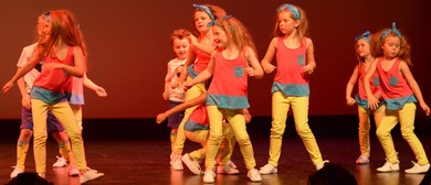 Hip Hop Dance Classes for Years 2-3