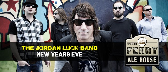 New Years Eve with The Jordan Luck Band