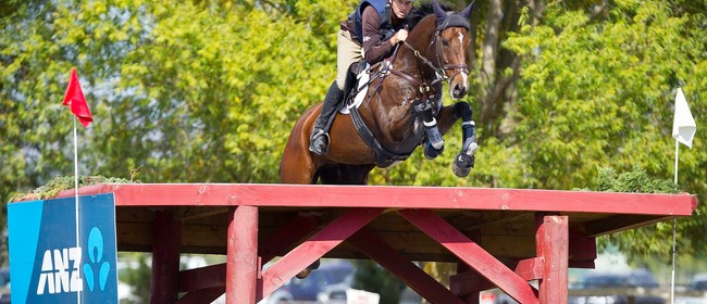 Eventing Cross-Country