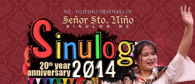 Sinulog in NZ 2014 - Celebrating 20 Years