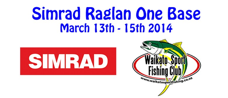 Simrad Raglan One Base Fishing Tournament