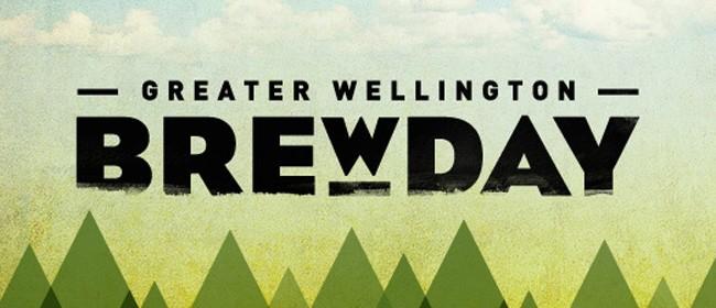 Greater Wellington Brewday