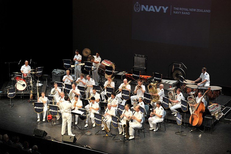 The Band Of The Royal New Zealand Navy The Royal Marine Band OfThe Band Of The Royal New Zealand Navy God Save The Queen
