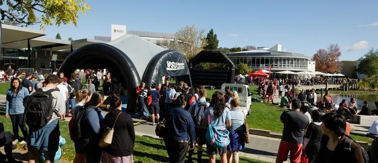 Waikato University Open Day