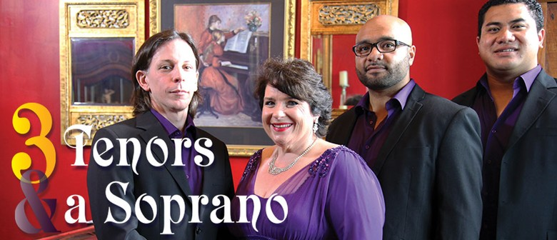 3 Tenors & A Soprano