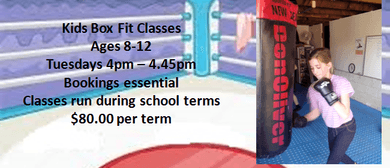 Kids Box Fit Classes