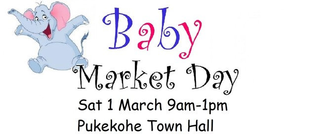 Baby Market Day