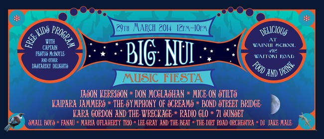Big Nui Music Fiesta