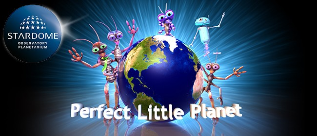 Perfect Little Planet - Planetarium Show