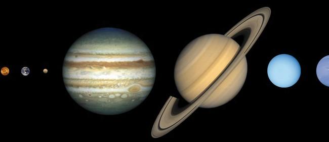 Grand Tour of the Solar System - Planetarium Show