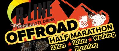 R-Line Off-road Half Marathon & 10km Run/Walk