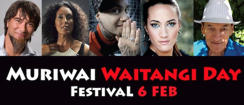 Muriwai Waitangi Day Festival 2014