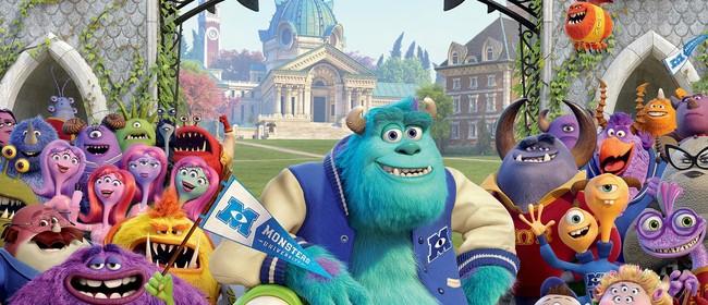 Movies in Parks Glen Eden: Monsters University (2013)